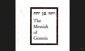 The Messiah of Genesis