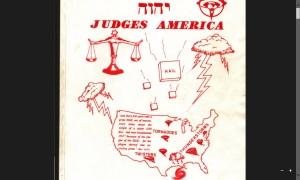 Yahweh judges America
